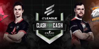 ELEAGUE CS:GO CLASH FOR CASH