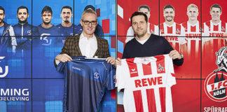 SK Gaming and 1. FC Köln
