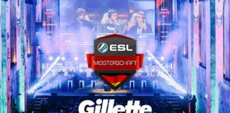ESL Meisterschaft Gillette