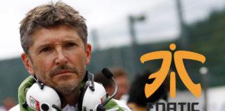 Nick Fry joins FNATIC