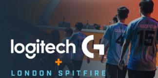 London Spitfire Logitech G