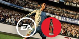 EA Coca-Cola FIFA
