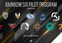 rainbow six pro league pilot program; penta; vitality; evil geniuses; rogue; sk gaming; mousesports; faze clan; liquid; nip; immortals; fnatic