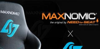 Counter Logic Gaming MAXNOMIC