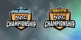 Smite and Paladins NACE Championships