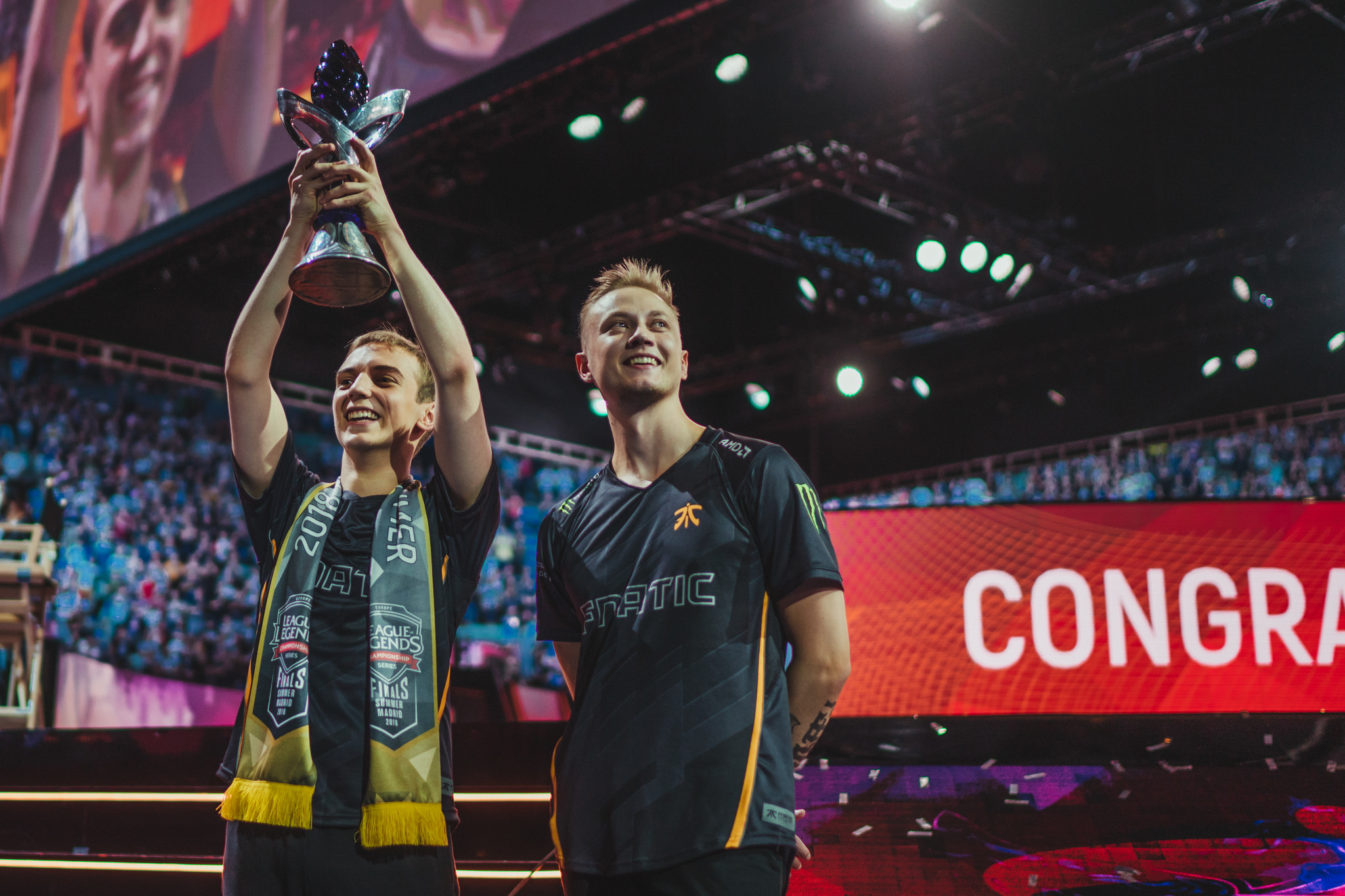 Fnatic win EU LCS 2018 Summer Split
