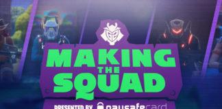 G2 Esports Making the Squad