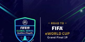 Gfinity FIFA 19 Global Series