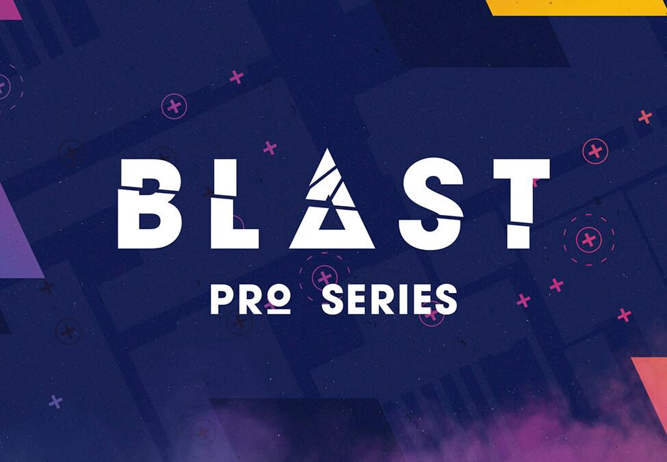 BLAST Pro Series Globo TV