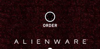 ORDER Alienware
