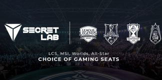 Secretlab LoL Esports