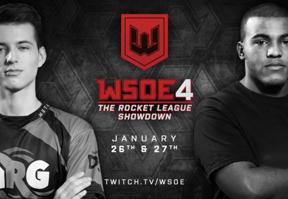WSOE 4 Rocket League