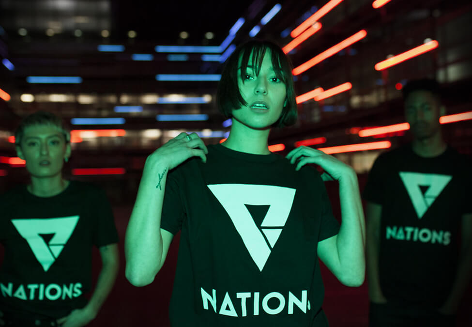 We Are Nations Brand