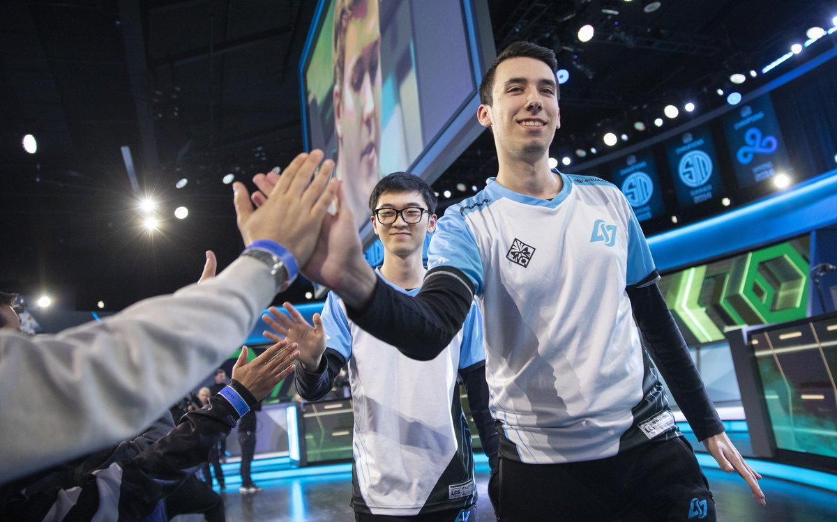 Counter Logic Gaming in LCS