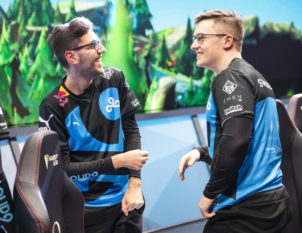 Cloud9 in LCS