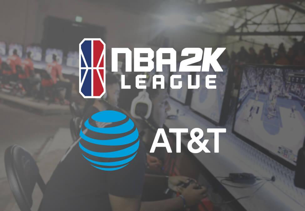 NBA 2K League AT&T