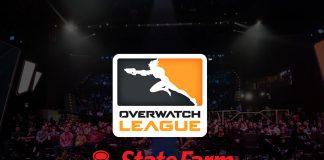 Overwatch League State Farm Partnership
