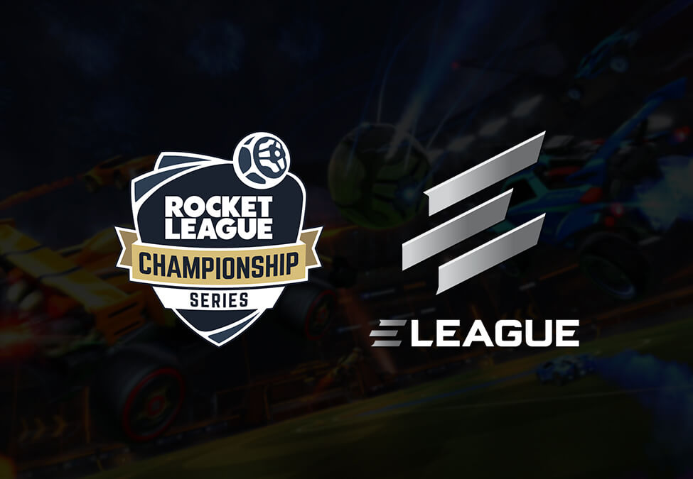 Rocket League Championship Series ELEAGUE