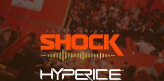 San Francisco Shock Hyperice