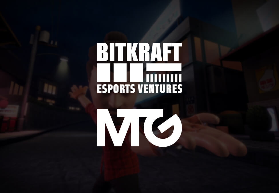 Tonk Tonk Games MTG BITKRAFT Esports Ventures