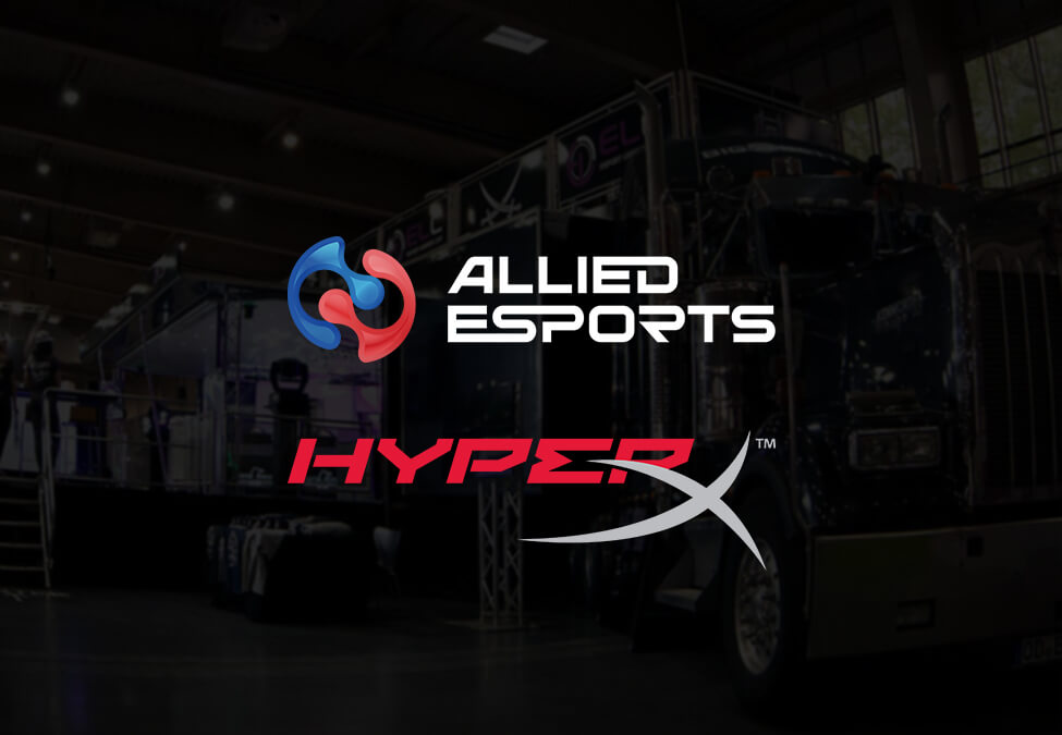 Allied Esports HyperX Big Betty