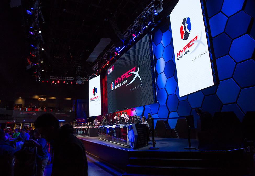 Allied Esports HyperX Esports Arena Las Vegas