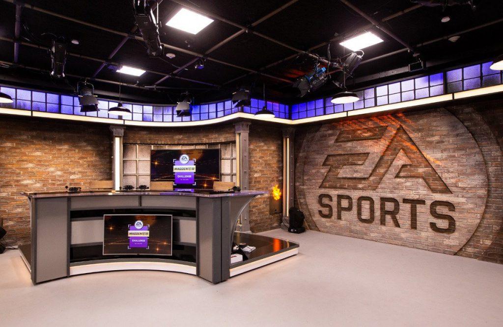 EA new broadcast studio