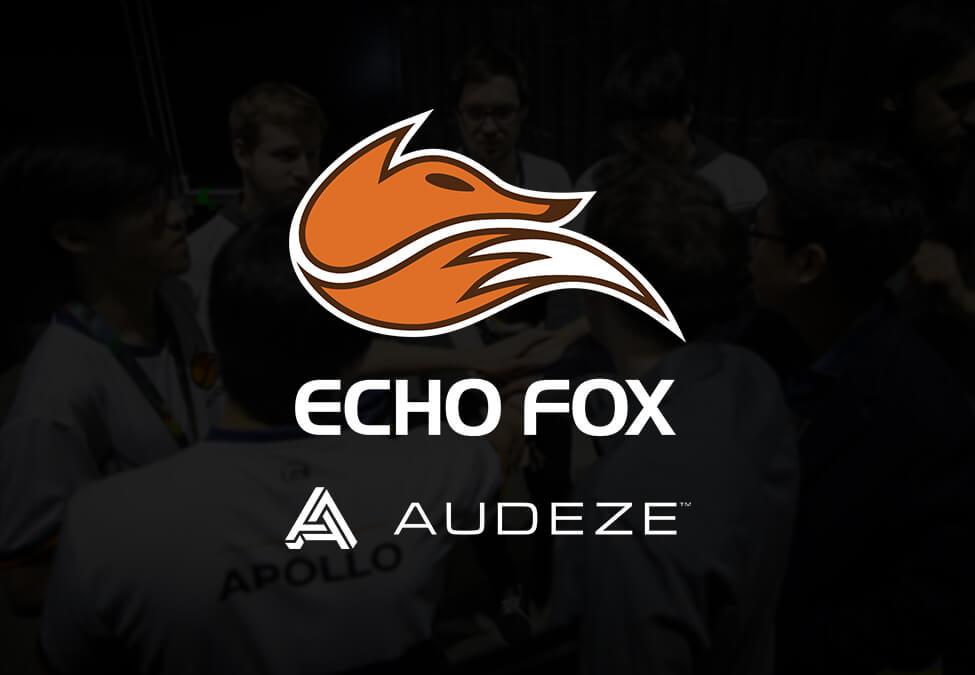 Echo Fox Audeze