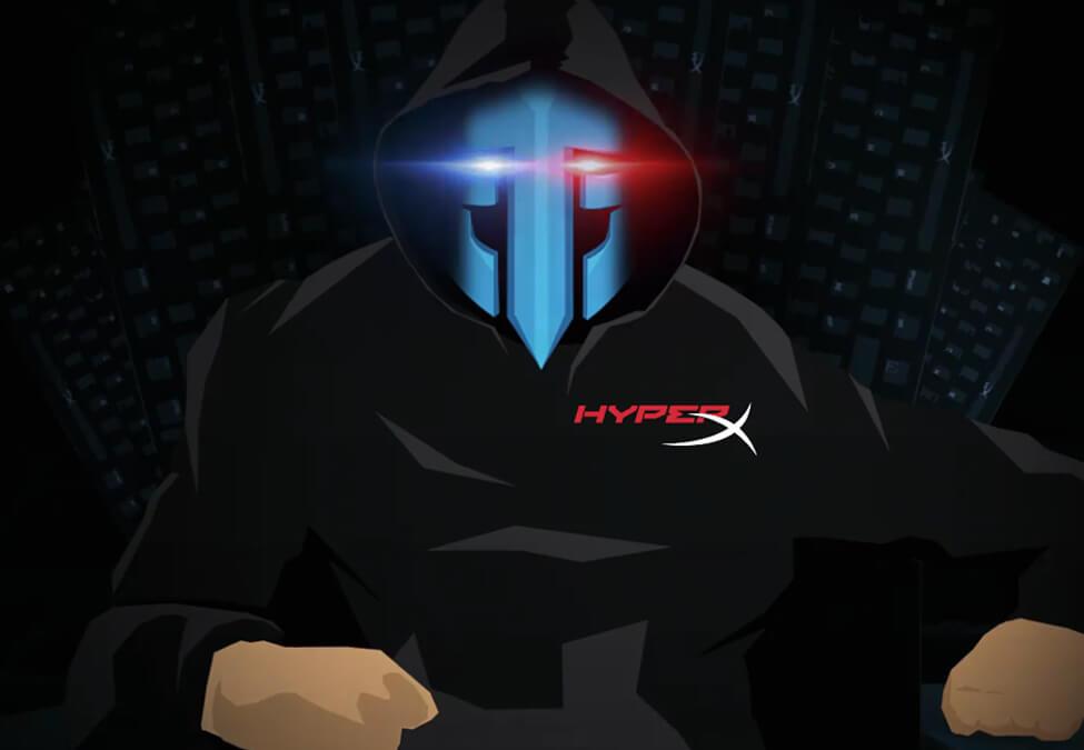 Entity Gaming HyperX
