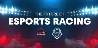 G2 Esports Red Bull Racing