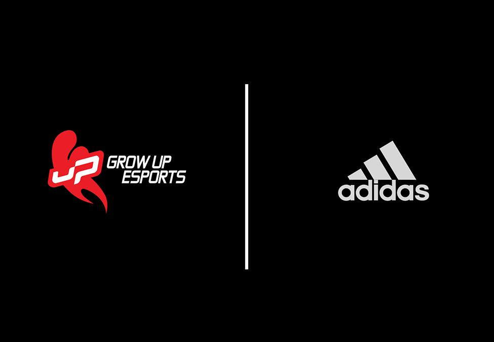 Grow uP eSports adidas