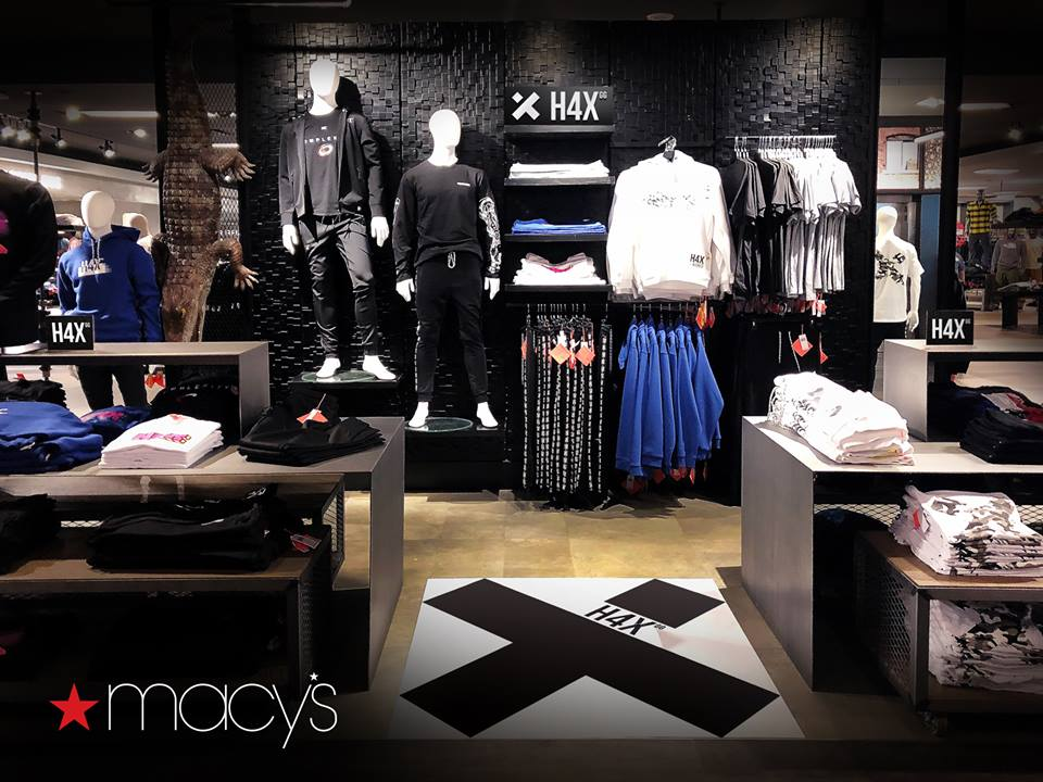H4X Macy's