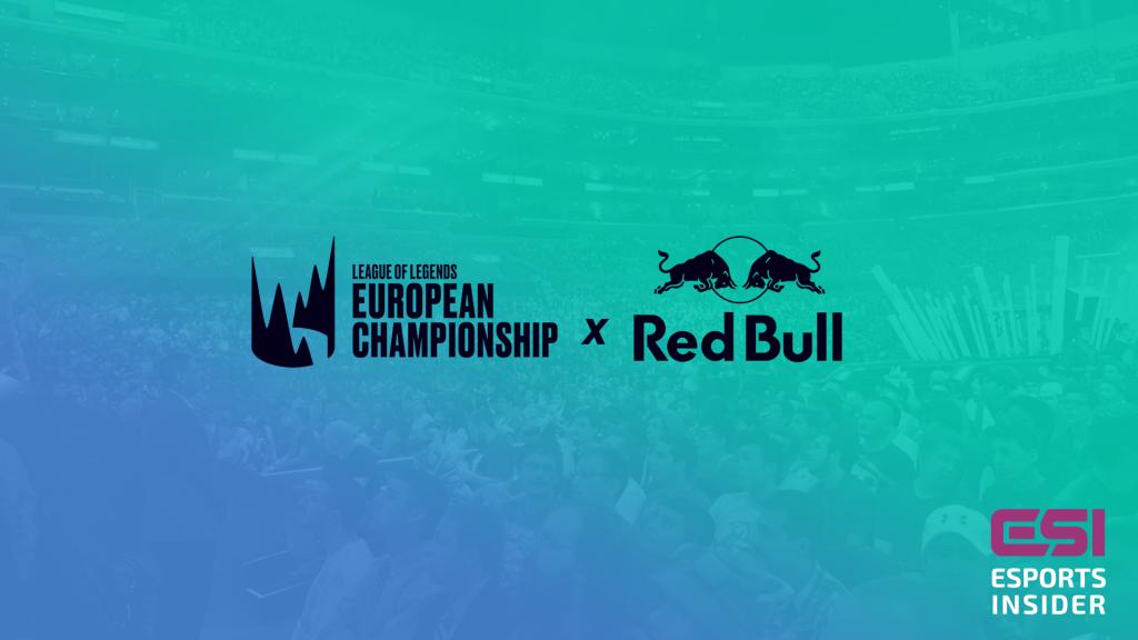 LEC Red Bull Partnership