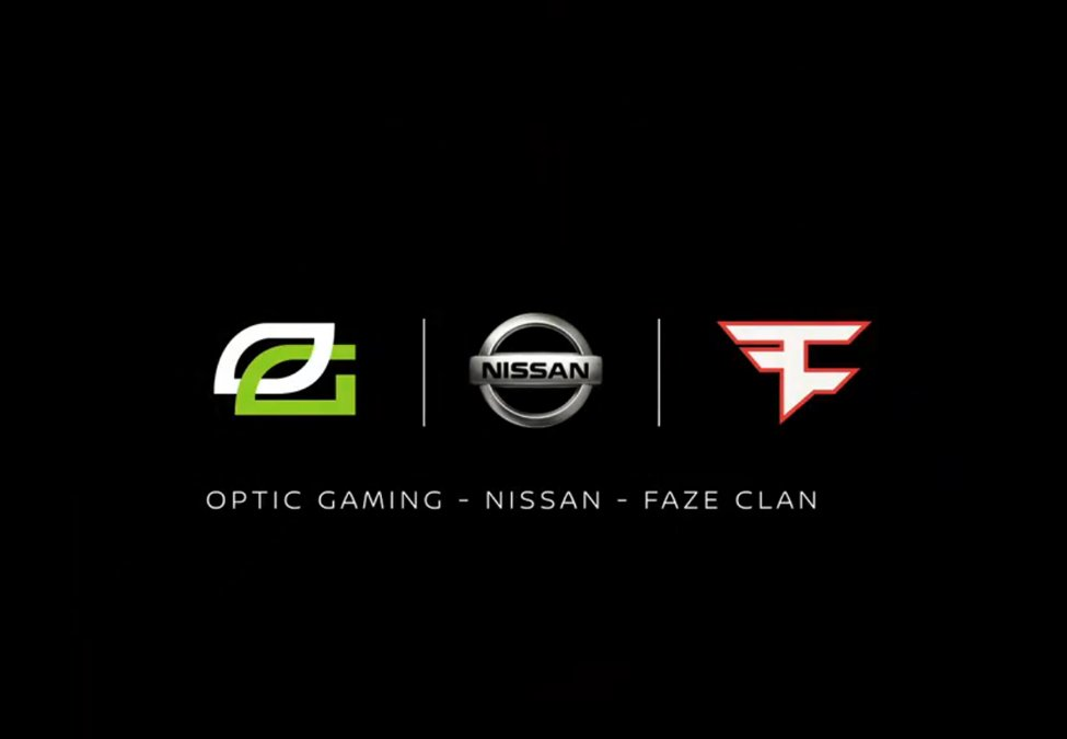 Nissan OpTic Gaming FaZe Clan