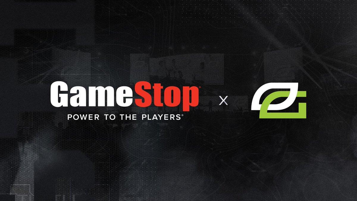 OpTic Gaming GameStop