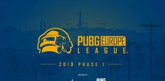 PUBG Europe League Phase 1