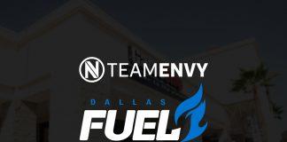 Team Envy Dallas Fuel GameStop