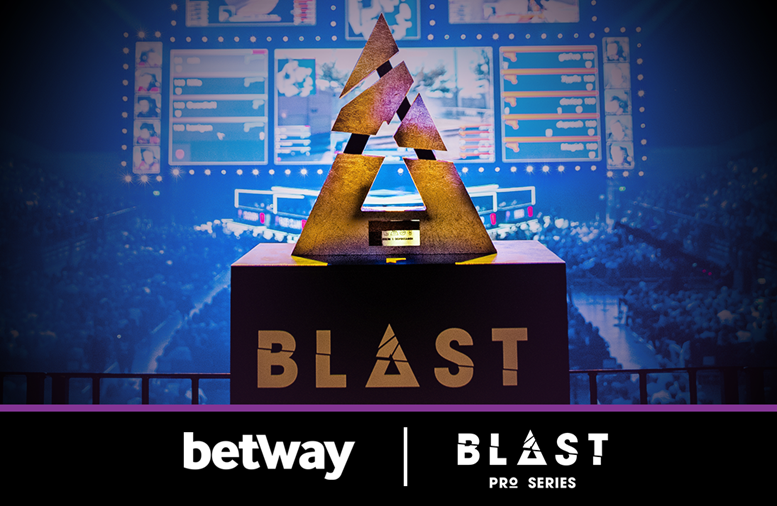 Blast Pro Series and Betway