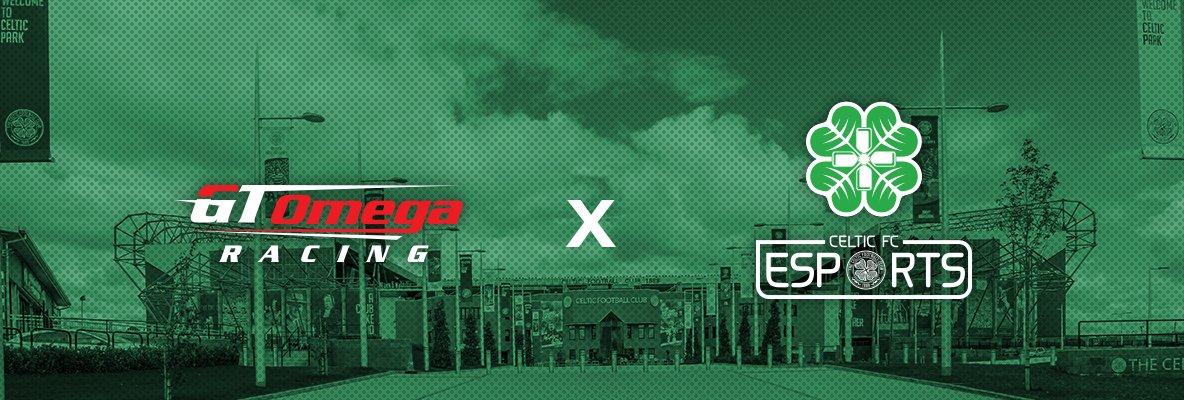 Celtic FC eSports GT Omega Racing