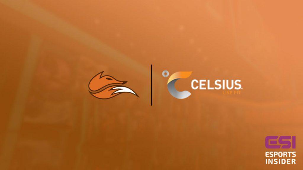 Echo Fox appoints CELSIUS