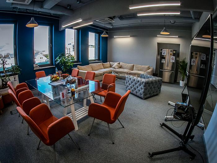 Esports Performance Center Lounge