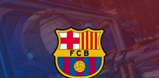 FC Barcelona Rocket League
