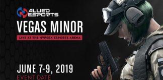 HyperX Esports Arena Las Vegas Rainbow Six Siege