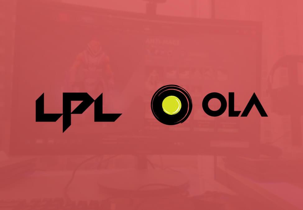 LetsPlay.Live Ola Partnership