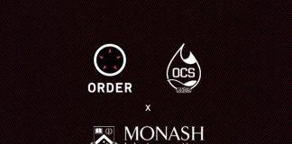 ORDER Monash University