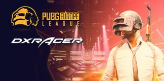 PUBG Europe League DXRacer