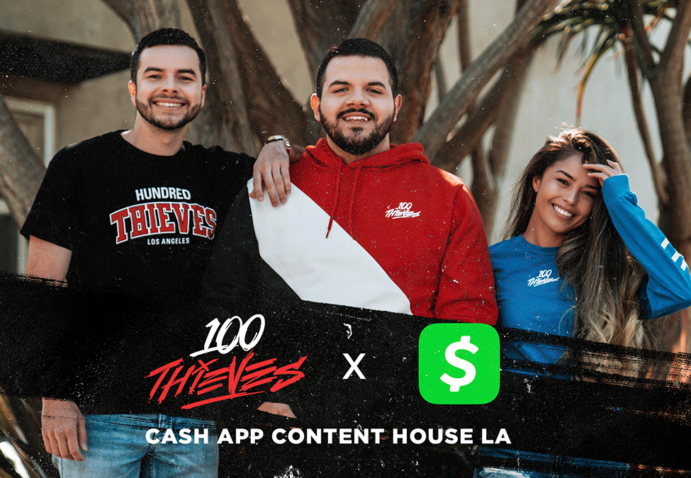 100 Thieves Cash App