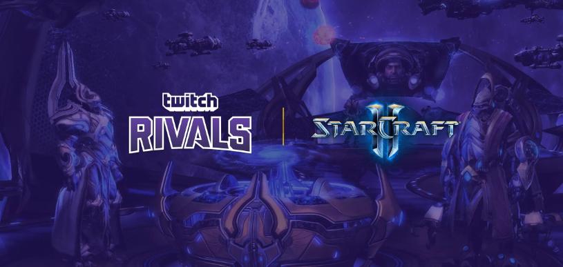 Twitch Rivals: StarCraft 2