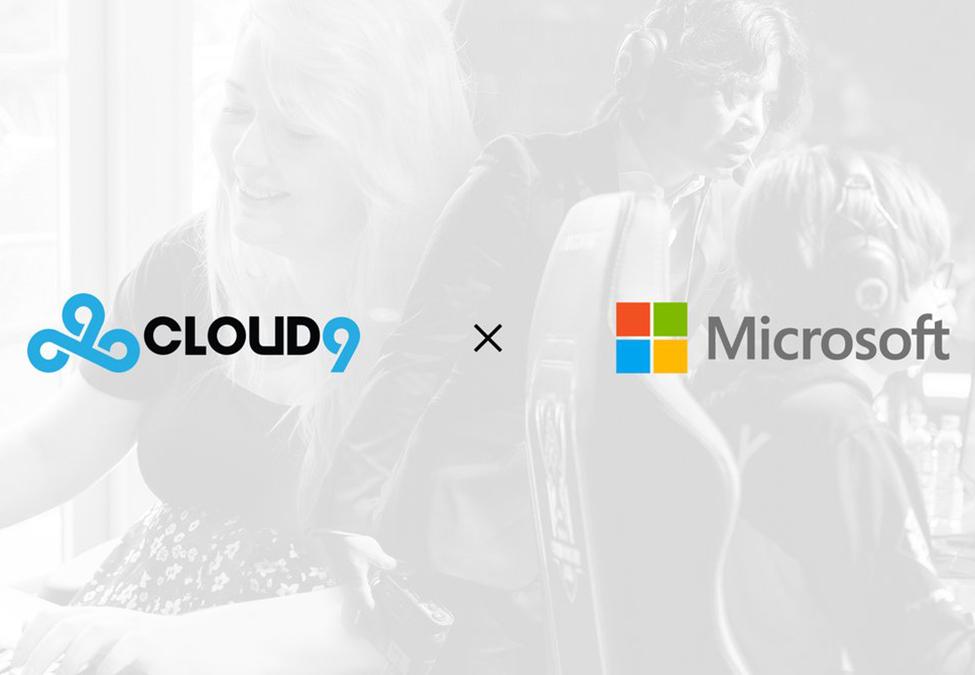 Cloud9 Microsoft