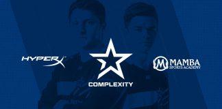 Complexity Gaming HyperX Mamba Sports Academy